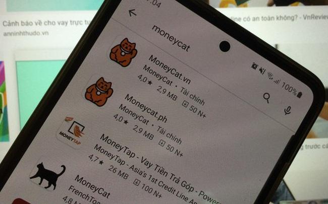 Lỗ đến âm vốn chủ sở hữu như Saigon Credit: Đối tác cho vay của MoneyCat và OneClickMoney