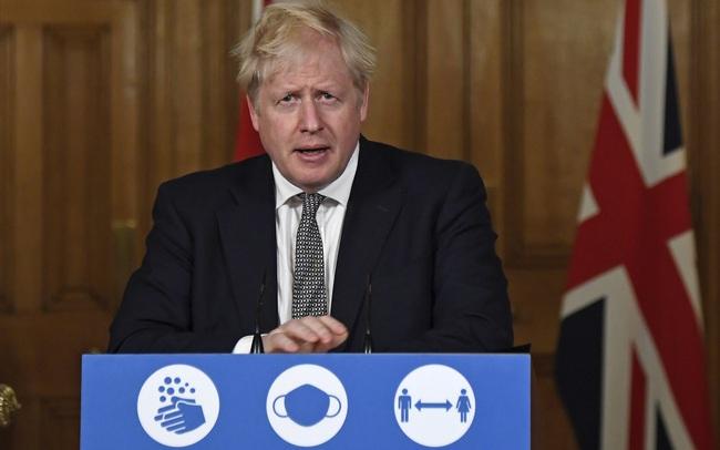 Thủ tướng Anh tự cách ly vì Covid-19