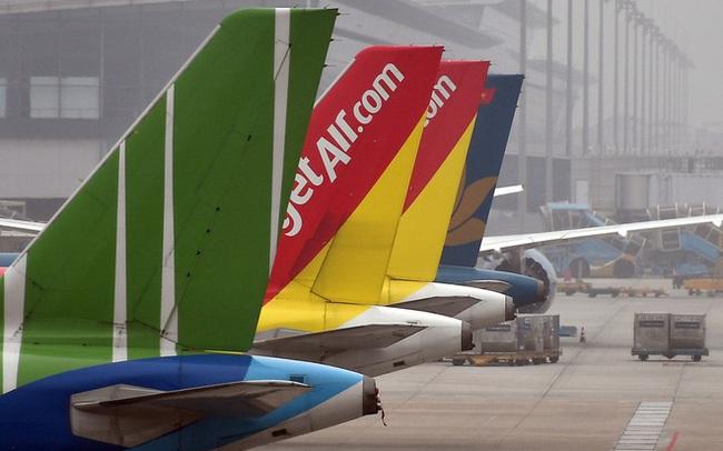 Lịch bay giải cứu công dân về nước 2 tháng cuối năm của 4 hãng hàng không Việt Nam