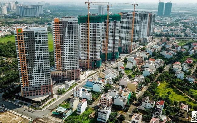 Dự nợ cho vay bất động sản đạt hơn 1,6 triệu tỷ đồng