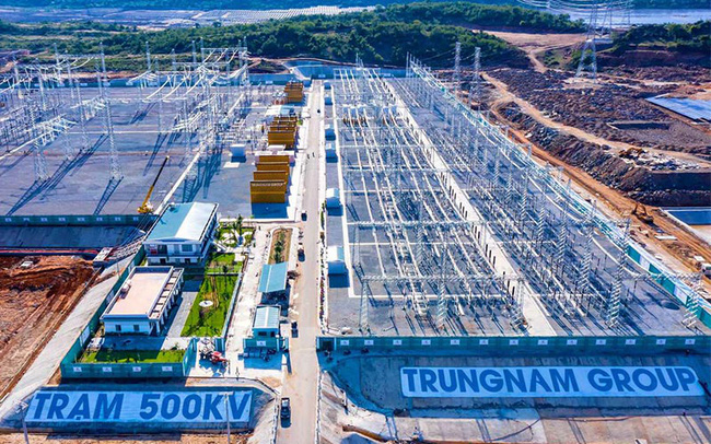 Tham vọng điện tái tạo hàng tỷ USD của Trung Nam Group
