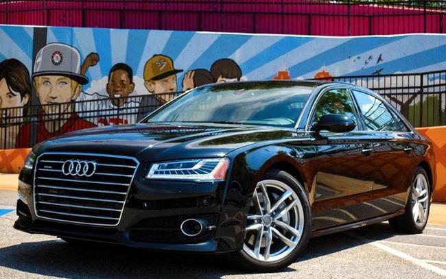 Audi triệu hồi loạt xe A8L tại Việt Nam do lỗi ở cụm động cơ