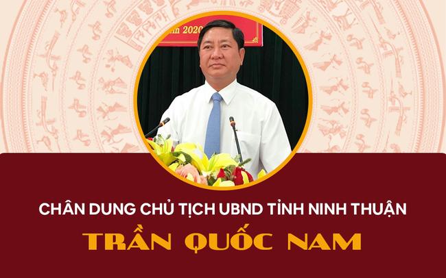 Infographic: Chân dung tân Chủ tịch UBND tỉnh Ninh Thuận Trần Quốc Nam