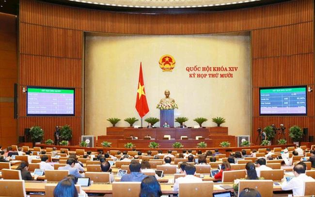 Hôm nay (17/11), bế mạc kỳ họp thứ 10 Quốc hội khóa XIV