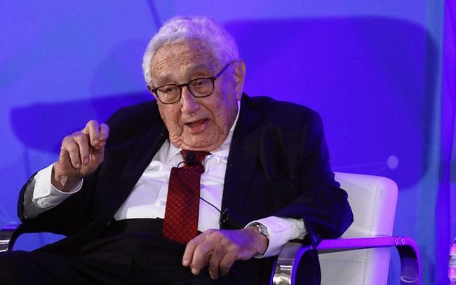 """Cựu Ngoại trưởng Mỹ Henry Kissinger cảnh báo """"Chính quyền Biden"""" về nguy cơ xung đột quân sự với Trung Quốc"""
