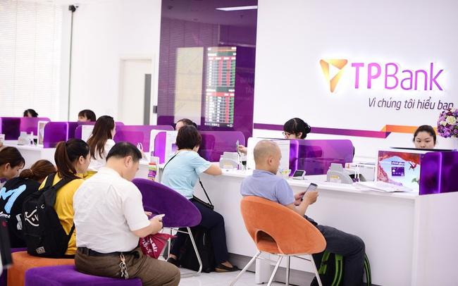 TPBank chuẩn bị phát hành cổ phiếu để trả cổ tức