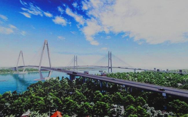 Cầu Mỹ Thuận 2 hơn 1.320 tỷ đồng dự kiến hoàn thành tháng 12/2023