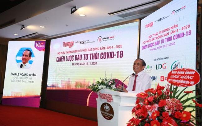 Thị trường BĐS sẽ phục hồi và tăng trưởng từ cuối năm 2020