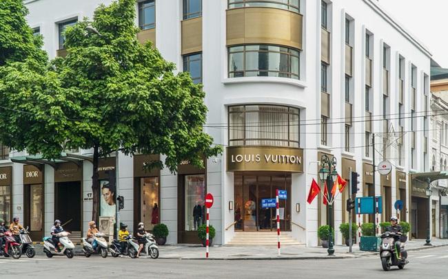 Savills: Thị trường bán lẻ đồ xa xỉ tại Việt Nam vẫn tốt....Louis Vuitton, Dior tiếp tục mở cửa hàng flaship tại Hà Nội