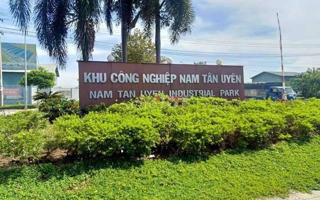 Nam Tân Uyên (NTC) tạm ứng cổ tức đợt 1 năm 2020 bằng tiền với tỷ lệ 60%
