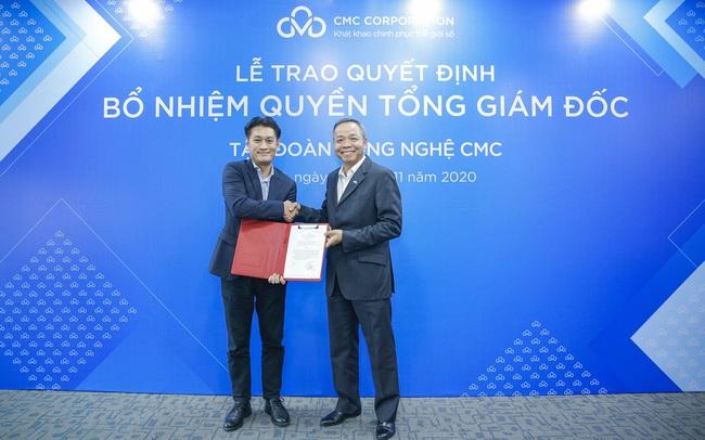 CMC bổ nhiệm quyền Tổng giám đốc mới