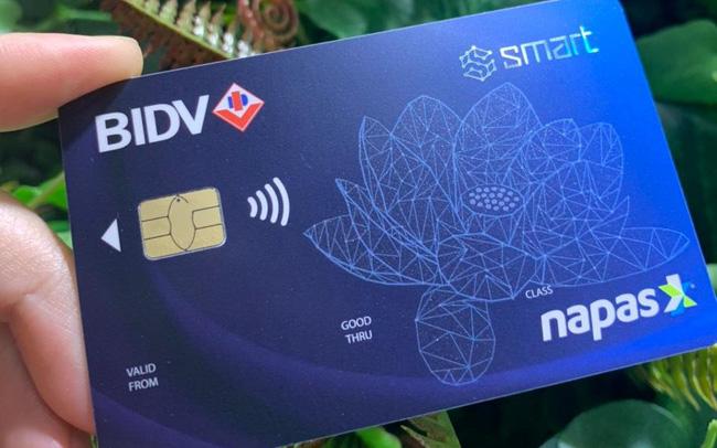 Thẻ Chip nội địa BIDV Smart – tấm thẻ thông minh chính thức đến tay người tiêu dùng