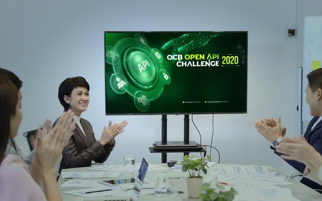 Vòng 1 cuộc thi Công nghệ OCB Open API Challenge đã tiếp nhận 50 bài dự thi