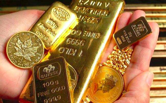 Giá vàng liên tiếp giảm mạnh