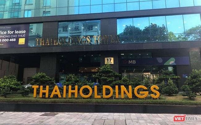 Thaiholdings thế chấp trụ sở để vay 700 tỉ đồng của SHB