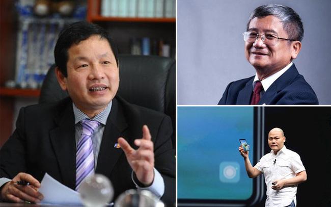 Những doanh nhân xuất thân từ giảng viên đại học: Từ Chủ tịch FPT Trương Gia Bình, cựu Chủ tịch ACB đến Chủ tịch BKAV Nguyễn Tử Quảng