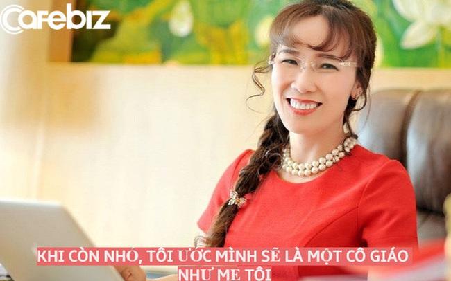 Vì sao năm 18 tuổi, nữ tỷ phú Nguyễn Thị Phương Thảo bất ngờ gác lại ước mơ làm cô giáo giống mẹ để kinh doanh?