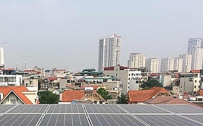 Phấn đấu đến năm 2025, tỷ lệ các nguồn năng lượng tái tạo trong tổng cung năng lượng sơ cấp đạt khoảng 1%
