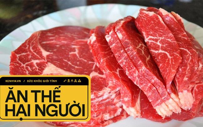 Khi mua thịt bò cần né ngay 3 loại dễ gây hại sức khỏe, bởi có thể 80% nó là thịt bò giả