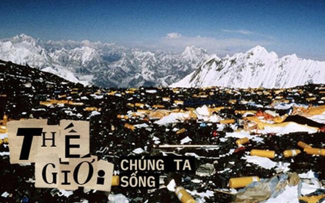 Khoa học phát hiện một sự thật đáng sợ đang hiện diện ở ngọn núi cao nhất thế giới: Tác động của con người lớn đến vậy rồi sao?