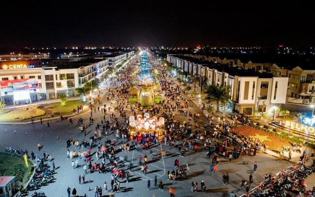 KĐT VSIP Bắc Ninh ra mắt dự án nhà phố ven sông hấp dẫn nhà đầu tư