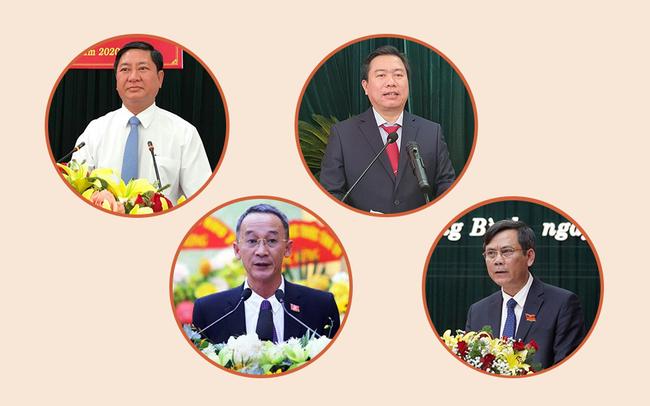 Chân dung 4 Chủ tịch UBND tỉnh vừa được bầu trong tuần qua