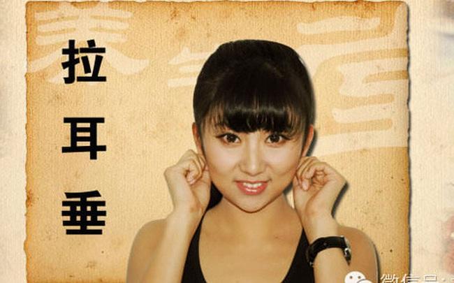Bí mật Đông y: Ngũ tạng khỏe mạnh ít bệnh nhờ thói quen day bấm ngũ quan trên khuôn mặt