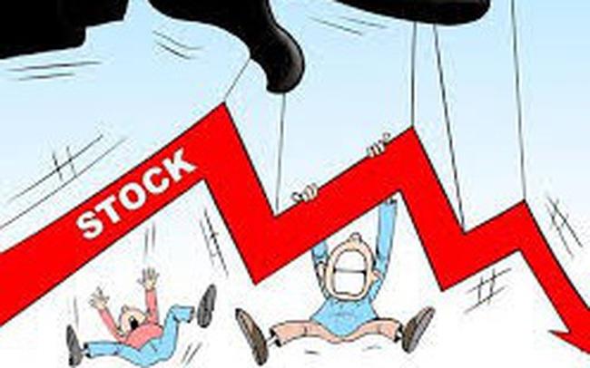 Chịu áp lực chốt lãi lớn, VnIndex hụt hơi trước ngưỡng điểm 1.000