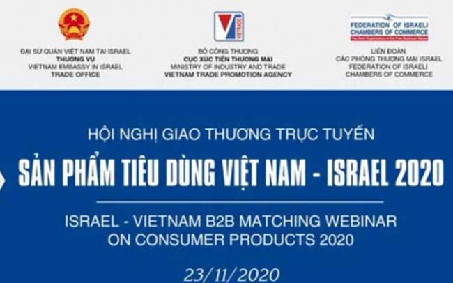 Doanh nghiệp Israel quan tâm đến hàng hóa thế mạnh của Việt Nam