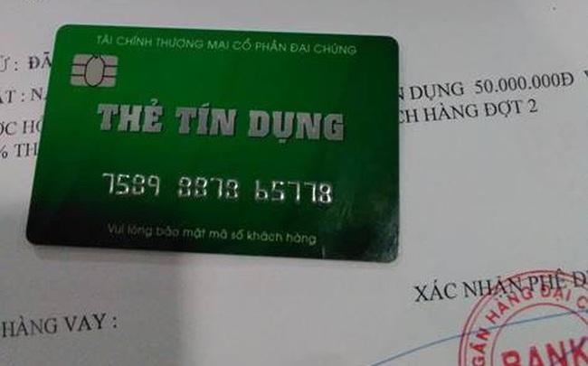 Cảnh báo thủ đoạn mới lừa đảo mở thẻ tín dụng giả