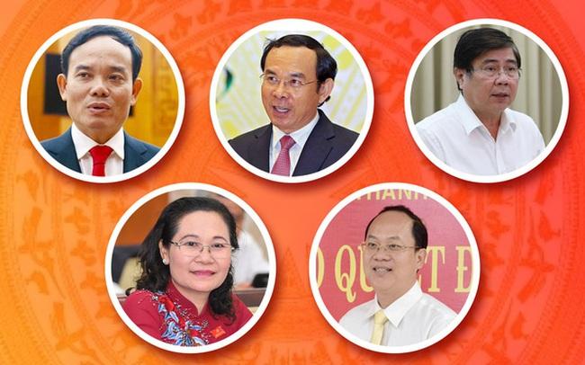 [Infographic] Nhiệm vụ cụ thể của 16 Ủy viên Ban Thường vụ Thành ủy TP HCM khóa XI