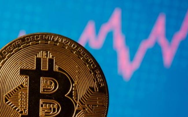 """Giá Bitcoin ở Châu Á """"bốc hơi"""" hơn 1.000 USD, tương đương giảm 13% trong hôm nay"""