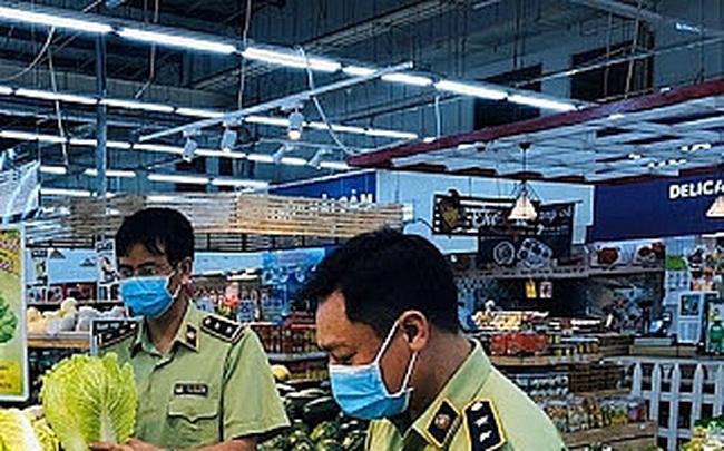 Siết chặt quản lý, kiểm soát sản phẩm thực phẩm từ các tỉnh nhập vào Hà Nội