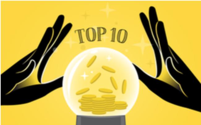 10 cổ phiếu tăng/giảm mạnh nhất tuần: Có mã lên gấp đôi