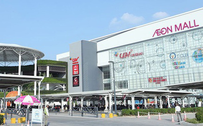 Siêu thị AEON Mall với tổng mức đầu tư 180 triệu USD tại Hải Phòng chuẩn bị hoạt động
