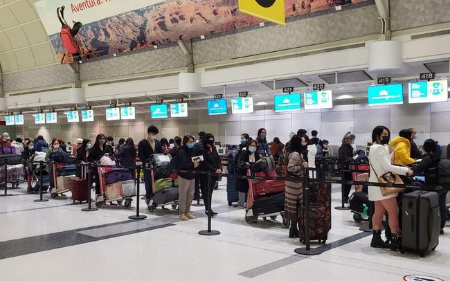 Đưa hơn 210 công dân Việt Nam từ Nhật Bản về nước
