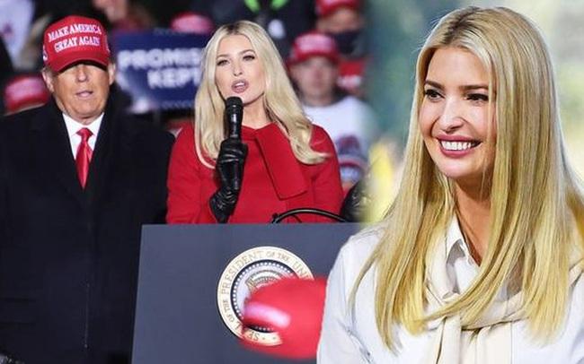 """Con gái của Donald Trump: Tốt nghiệp đại học danh tiếng, giàu """"nứt đố đổ vách"""" nhưng cả đời không dám làm điều này vì bố cấm"""