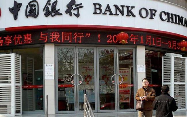 """""""Cuộc xâm lăng"""" bất ngờ của các ngân hàng Trung Quốc vào thị trường tài chính toàn cầu"""