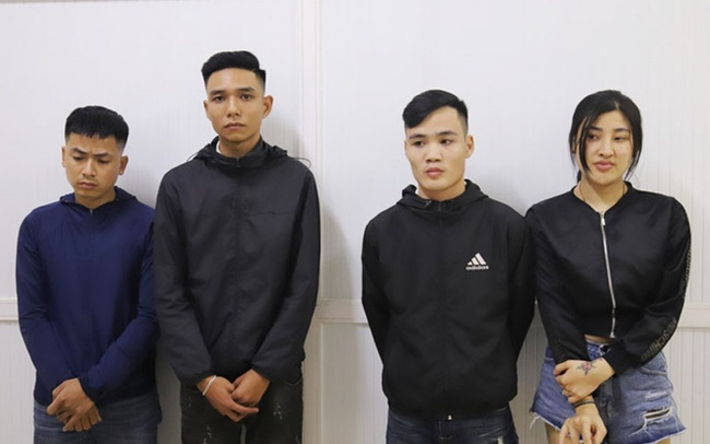 Tạm giữ 4 đối tượng cho vay lãi nặng ở Bảo Lộc