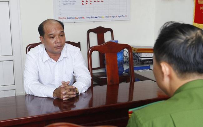 Lừa giúp ngư dân vay vốn, Chủ tịch Chi hội nghề cá chiếm đoạt tiền tỷ