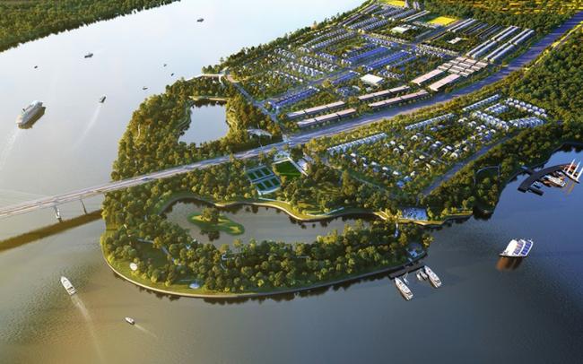 Novaland đã chi tổng cộng hơn 6.800 tỷ đồng để nắm 70% lợi ích vốn tại siêu dự án Thạnh Mỹ Lợi