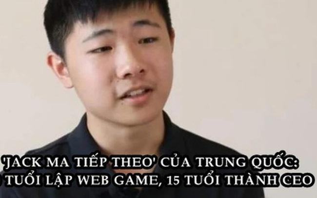 """CEO sinh năm 2000, lập công ty năm 15 tuổi: Được gọi là """"Jack Ma tiếp theo"""", """"cà khịa"""" doanh nhân lớn tuổi vẫn được CEO Xiaomi bênh vực"""