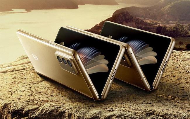 Samsung W21 5G ra mắt: Giống hệt Z Fold2 nhưng to hơn, giá 70 triệu đồng