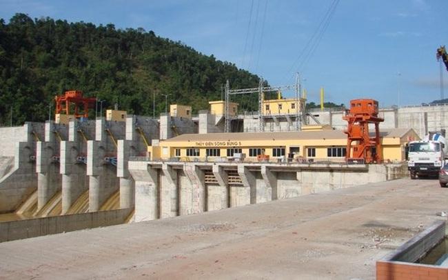 TV1 sẽ bán thủy điện Sông Bung 5, giá khởi điểm 1.390 tỷ đồng