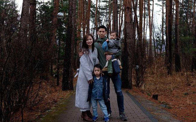"""Lấy vợ Việt, chồng Nhật bỏ việc lương cao về làm nội trợ kiêm YouTuber: Tổng thu nhập 1 tỷ đồng/năm, """"không cao nhưng hạnh phúc""""!"""