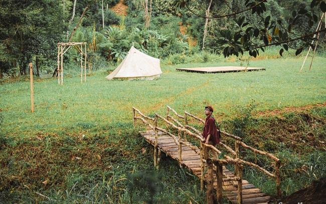 """Thung lũng """"bí ẩn"""" lạ lẫm ở Đà Lạt: Có hoa vàng cỏ xanh, suối mát lành đẹp như tranh vẽ, nhưng không phải cứ muốn đến là được, cũng chẳng có 3G để xài!"""