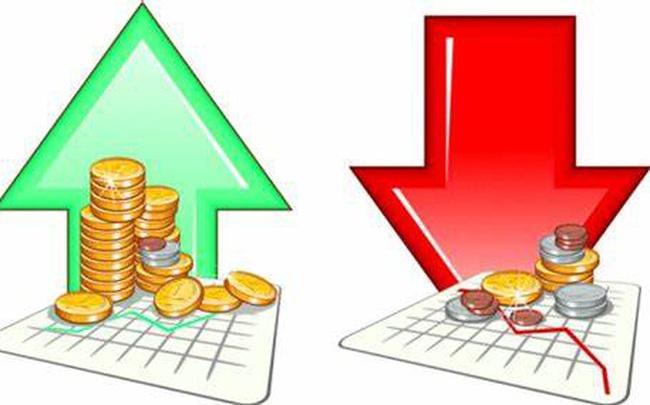 VnIndex mất điểm cuối phiên, hàng loạt cổ phiếu chìm trong sắc đỏ