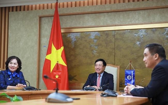 WB dự kiến tài trợ cho Việt Nam 7 dự án với tổng vốn đầu tư khoảng 1,4 tỷ USD trong năm tài khóa 2021