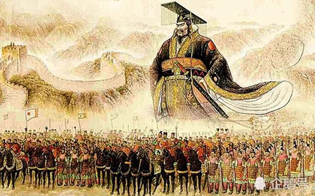 Tần Thủy Hoàng có tên là Doanh Chính, tại sao 2 người con trai của ông là Phù Tô và Hồ Hợi đều không mang họ Doanh?