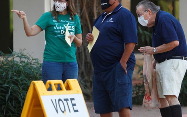 Những điều thú vị bên lề cuộc bầu cử Tổng thống Mỹ